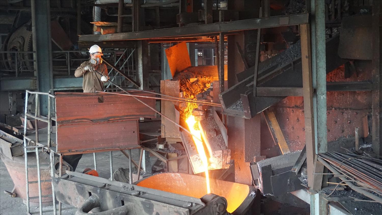 Công nghiệp là một trong những ngành kinh tế có sự phục hồi nhanh, tăng trưởng khá của tỉnh Lào Cai trong thời gian vừa qua