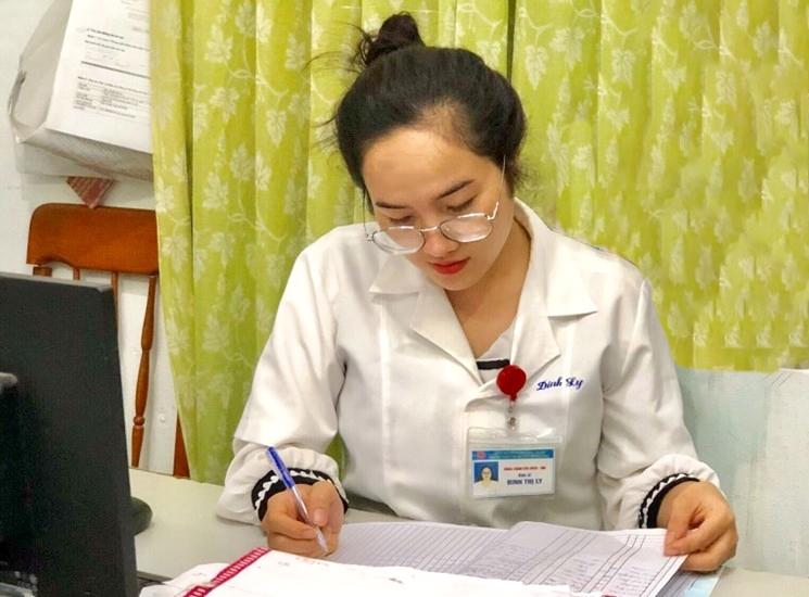 Bác sĩ Đinh Thị Ly
