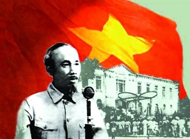 Hồ Chí Minh với khát vọng Ðộc lập - Tự do - Hạnh phúc cho dân tộc Việt Nam