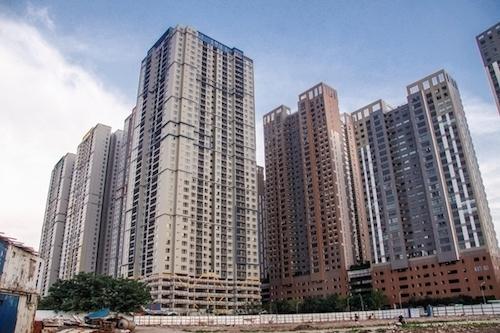 Diện tích sử dụng tối thiểu của căn hộ chung cư là 25m2; với dự án nhà ở thương mại, tỷ lệ căn hộ chung cư có diện tích nhỏ hơn 45 m2 không vượt quá 25% tổng số căn hộ của dự án