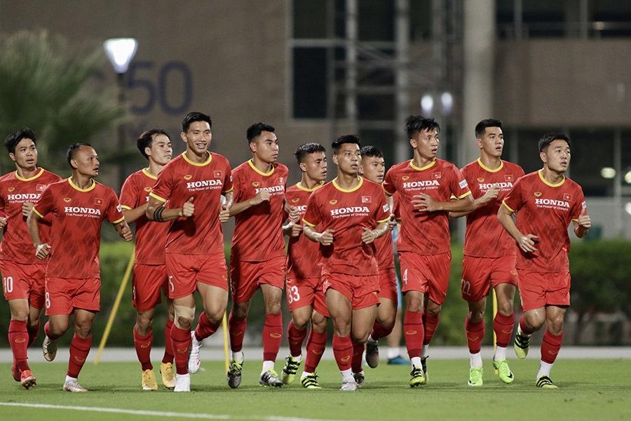 Tuyển Việt Nam đang đứng trước cơ hội lớn để giành vé vào vòng sơ loại thứ 3 World Cup 2022