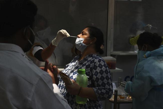 Hơn 173 triệu người trên thế giới đã nhiễm virus SARS-CoV-2. (Ảnh: AP)