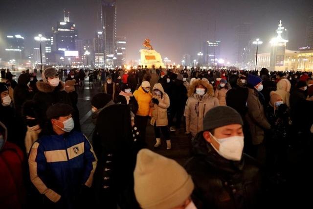 Hiện dịch COVID-19 đã lan ra khắp 21/22 tỉnh, thành ở Mông Cổ. Ảnh: Reuters