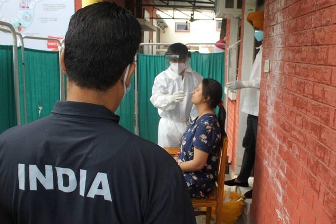 Tình hình dịch bệnh tại Ấn Độ dần được cải thiện khiến nước này bắt đầu nới lỏng các lệnh phong tỏa. (Ảnh: Financialexpress)