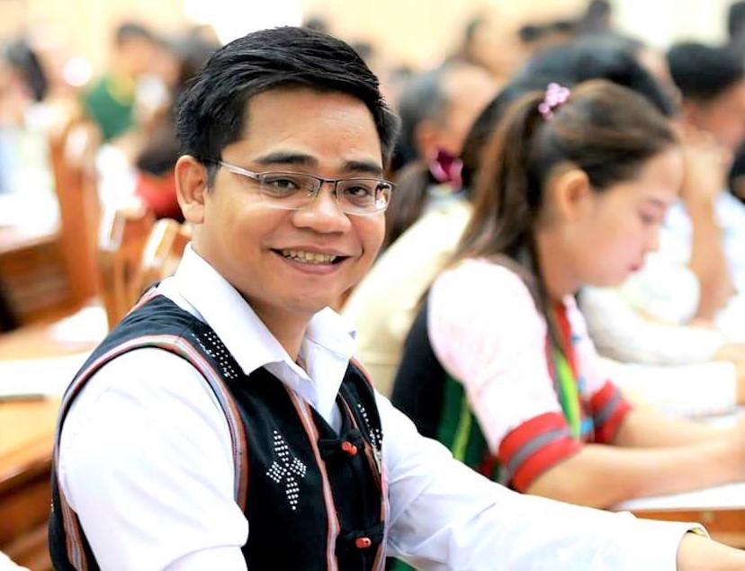 Alăng Trượp trở thành Chánh văn phòng HĐND&UBND huyện Nam Giang ở tuổi 30