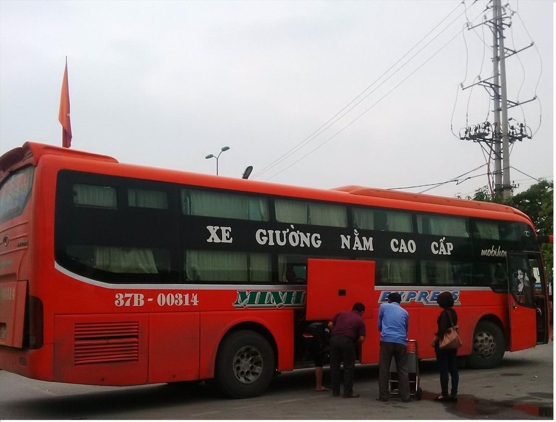 Từ 0h ngày 8/6/2021, Nghệ An tạm dừng hoạt động vận tải hành khách xuất phát từ Nghệ An đến Hà Tĩnh và ngược lại