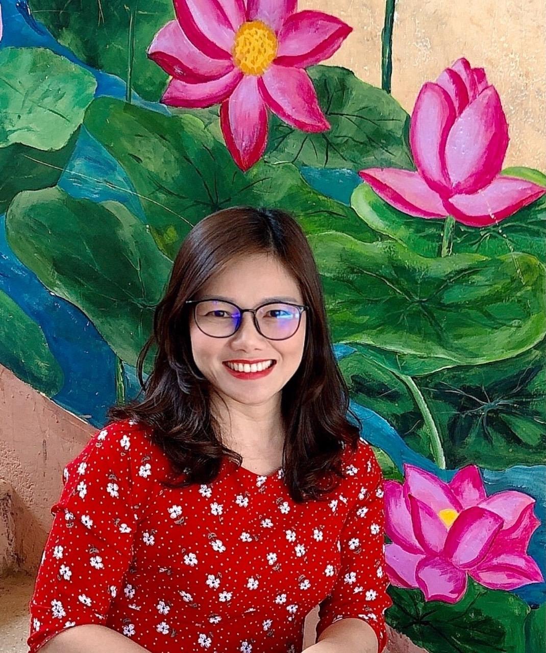 """Cô giáo Lã Thị Thanh Huyền: """"Khát khao của tôi là muốn góp phần nâng cao chất lượng giáo dục đại trà"""""""