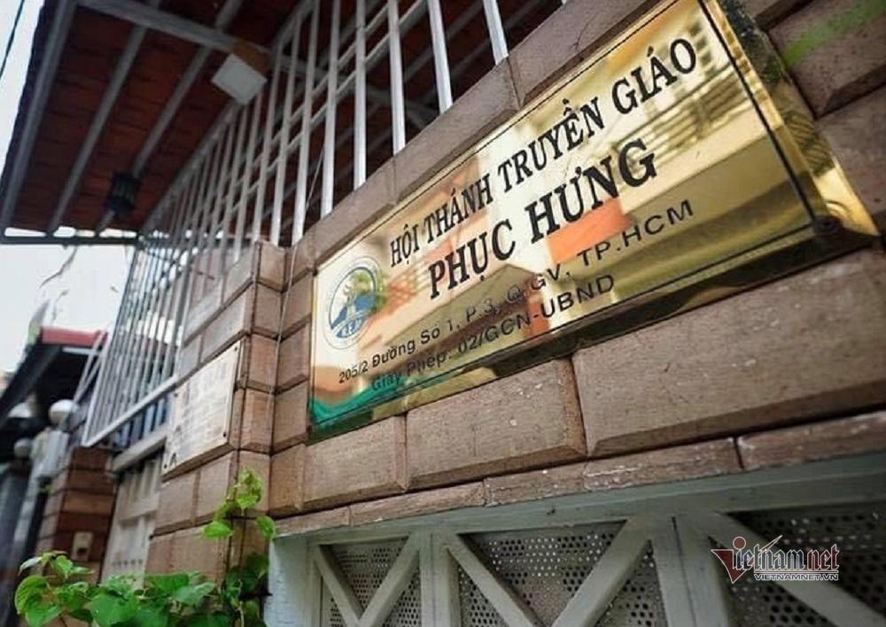 Hội thánh truyền giáo Phục Hưng trở thành ổ dịch Covid-19 lớn nhất TP. Hồ Chí Minh. Ảnh minh họa