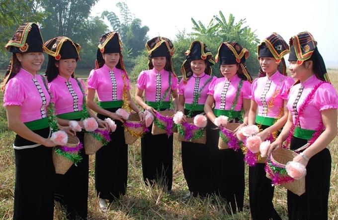 Phong trào văn nghệ quần chúng ở Điện Biên góp phần nâng cao đời sống tinh thần của người dân.