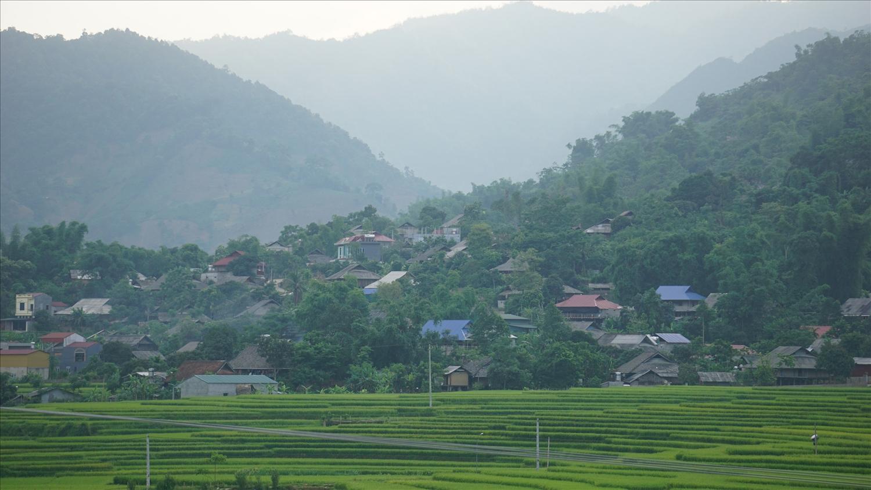 Với các chính sách giảm nghèo đồng bộ và hiệu quả, góp phần thay đổi bộ mặt nông thôn, vùng sâu, vùng xa của huyện Văn Bàn