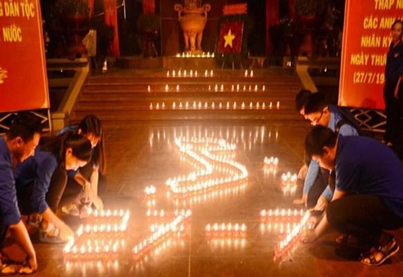 """Chương trình """"Tri ân liệt sỹ"""" góp phần tuyên truyền đến các tầng lớp Nhân dân về sự sẻ chia và đạo lý """"Uống nước nhớ nguồn"""" của dân tộc Việt Nam"""