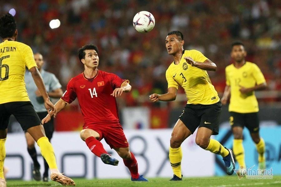 Thầy Park chốt danh sách 23 cầu thủ thi đấu trong trận Việt Nam - Malaysia