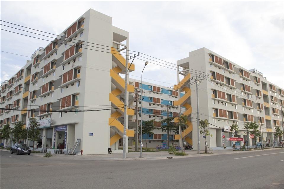 Nhờ ở xã hội Định Hòa, thành phố Thủ Dầu Một, Bình Dương là dự án mới được triển khai gần đây. Ảnh: Đình Trọng