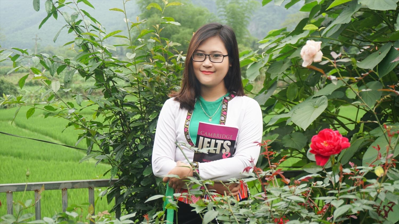 Cô giáo Hà Ánh Phượng - Người đã đạt Top 10 giáo viên xuất sắc nhất toàn cầu