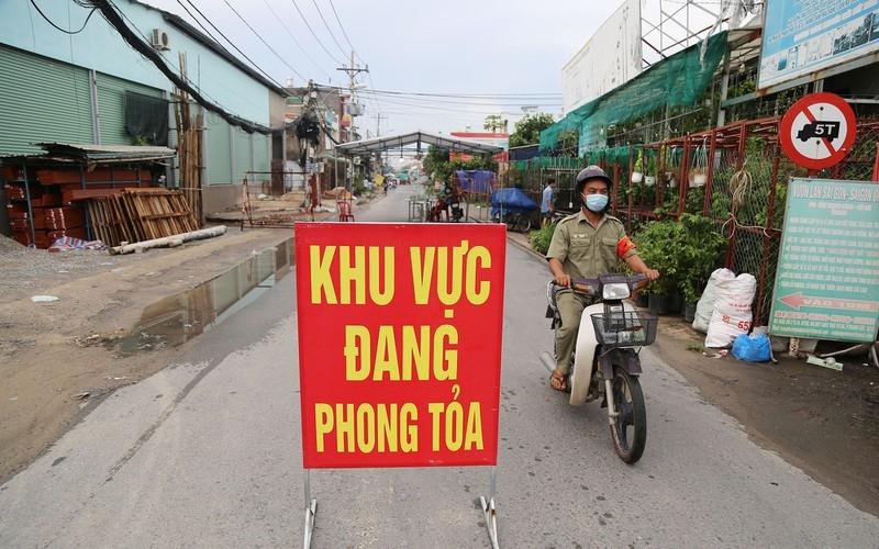 TP. Hồ Chí Minh tiếp tục thực hiện giãn cách xã hội thêm 14 ngày