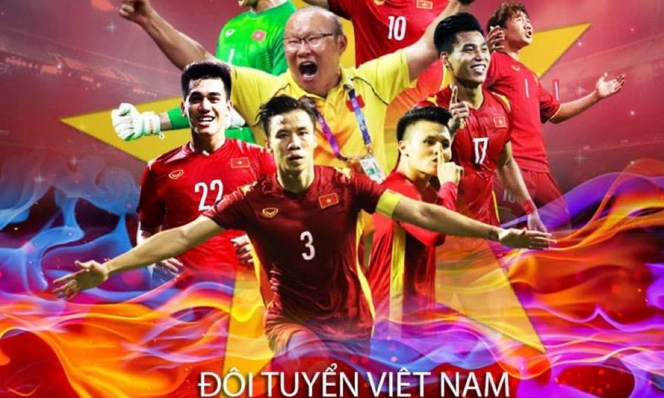 Đội tuyển Việt Nam đã đi vào lịch sử với việc giành chiếc vé vào vòng loại thứ 3 World Cup 2022