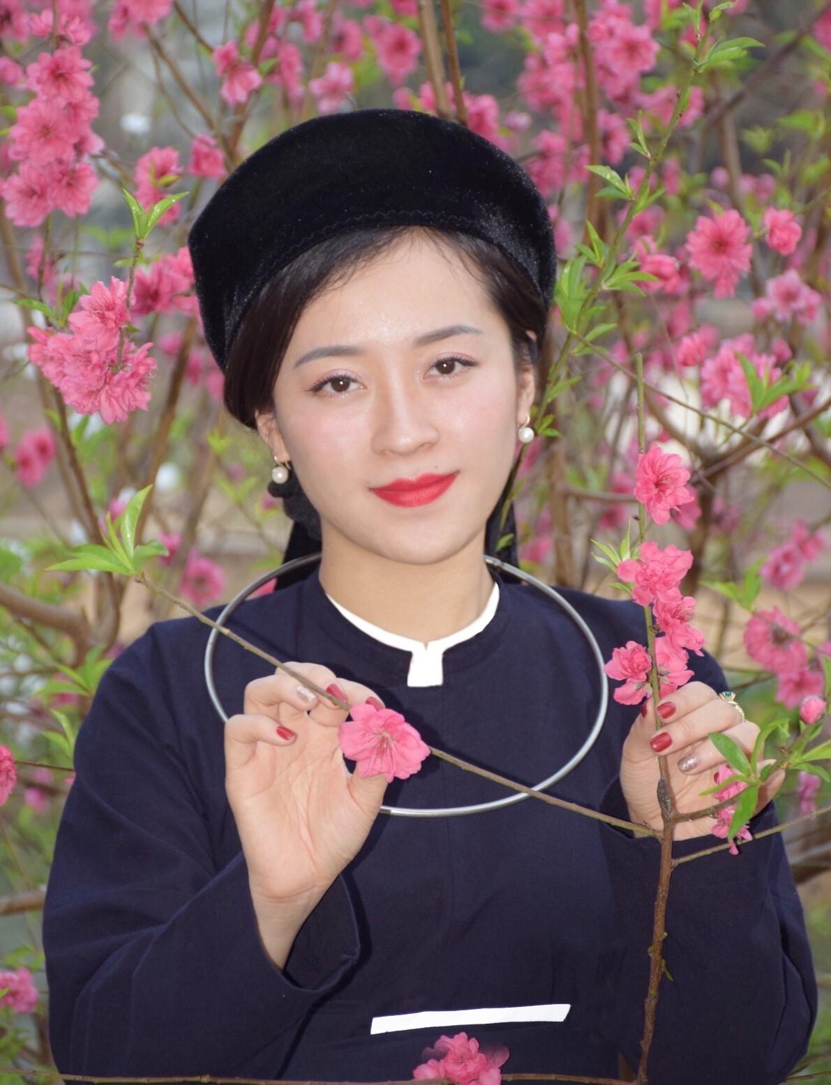Nhạc sỹ trẻ Trang Anh.