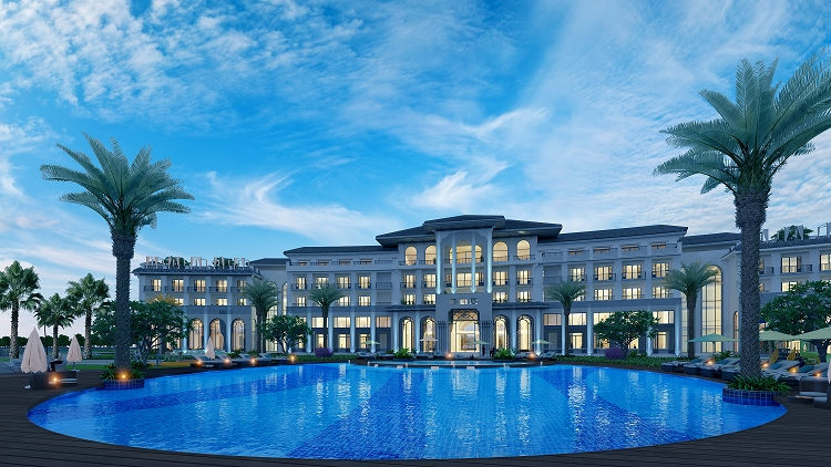 Golden Wind Resort & Hotel – tô màu cho Miền Trung khởi sắc