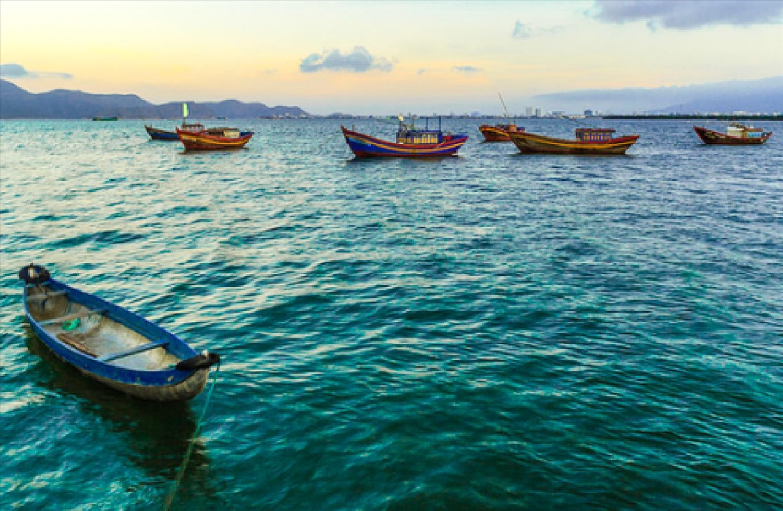 Nhơn Châu – Cù Lao Xanh là điểm du lịch bắt đầu được nhiều du khách tìm tới