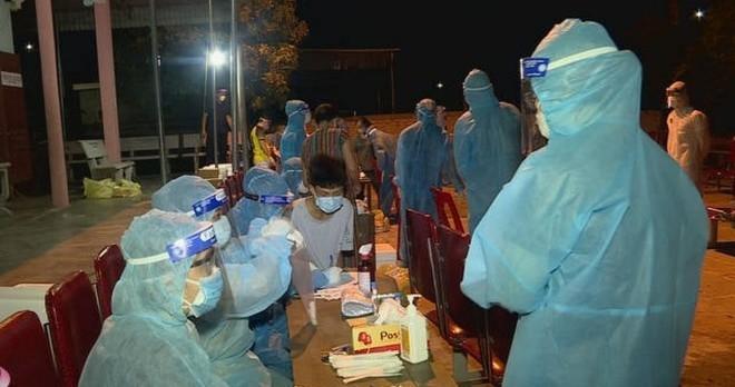 Xét nghiệm virus SARS-CoV-2