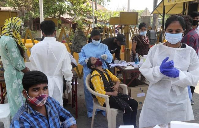 Hơn 180,6 triệu người trên thế giới đã nhiễm virus SARS-CoV-2. (Ảnh: AP)