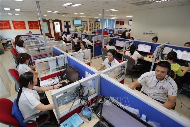 Cục Thuế tỉnh và thành phố Đà Lạt được đánh giá là thực hiện tốt ứng dụng công nghệ thông tin trong các cơ quan nhà nước. Ảnh minh họa
