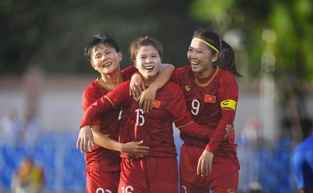 Đội tuyển nữ Việt Nam tiếp tục thăng hạng trên BXH FIFA 4