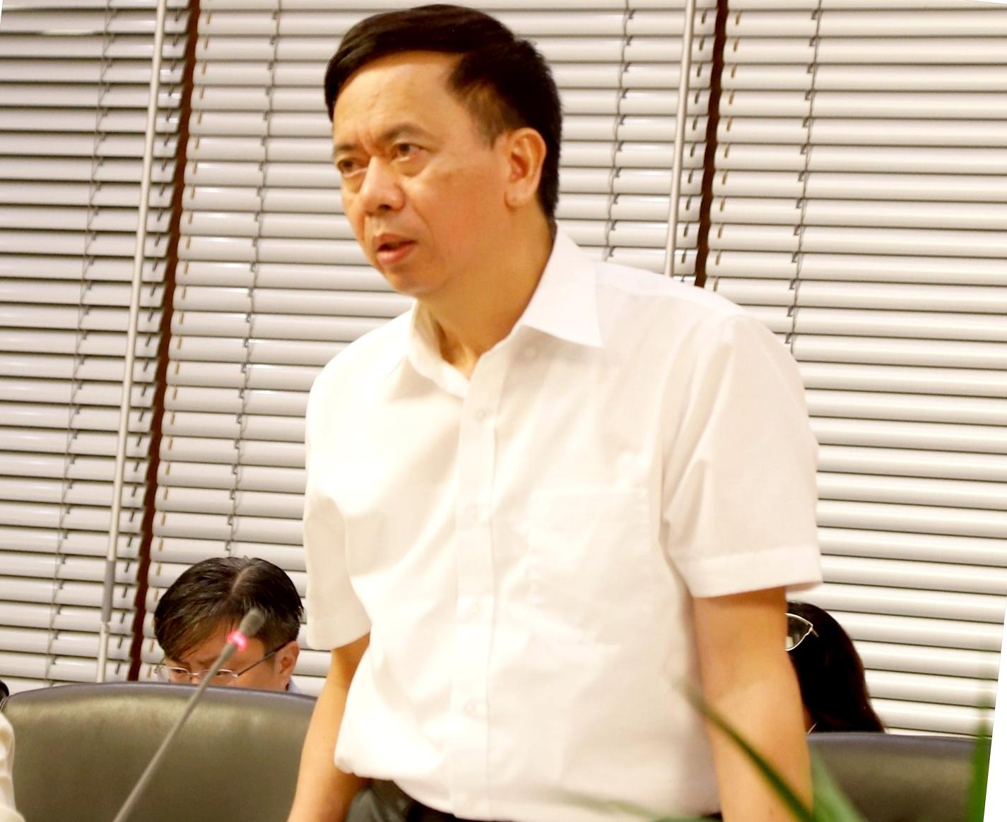 TS. Phan Văn Hùng