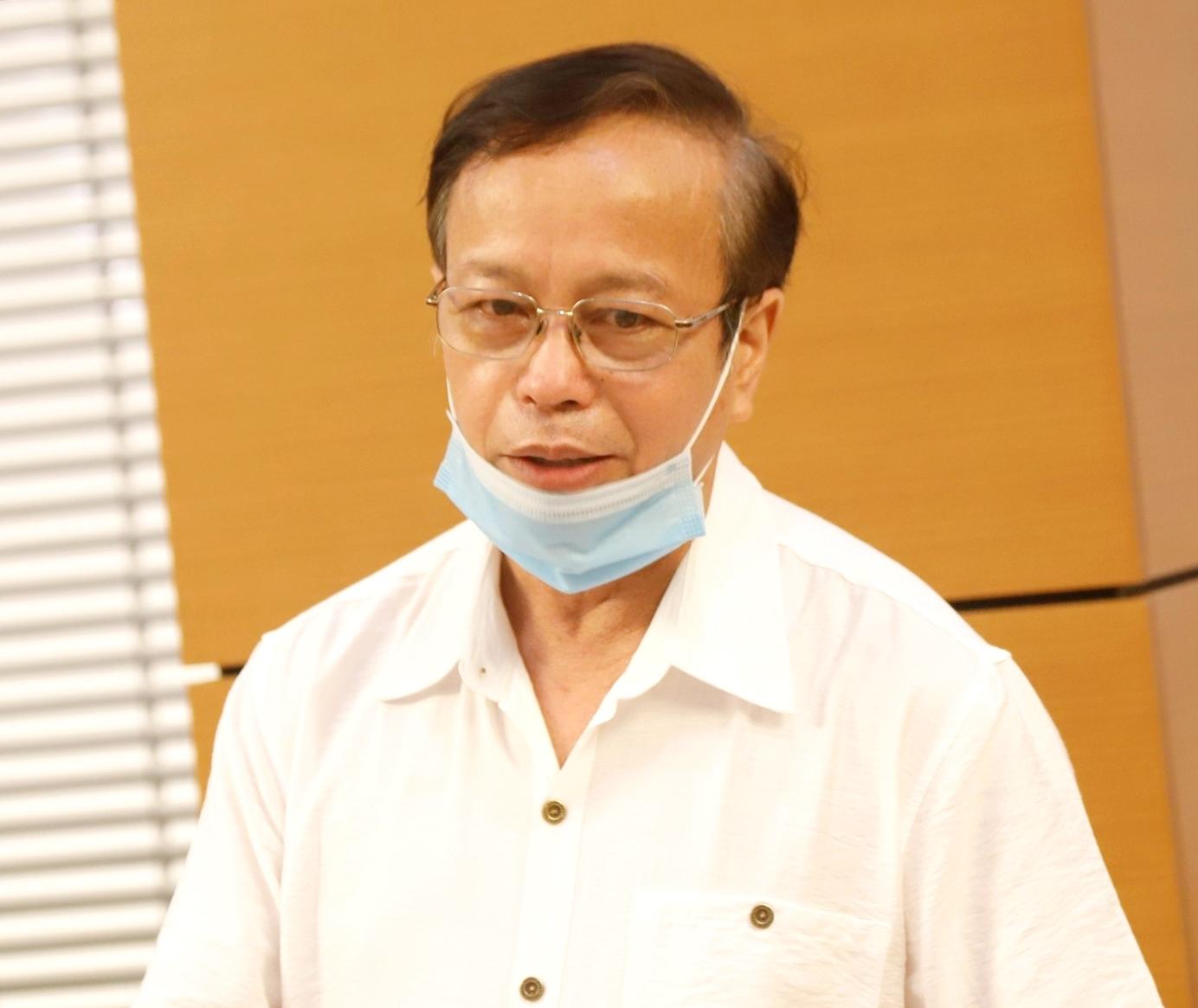 PGS. TS Lê Ngọc Thắng
