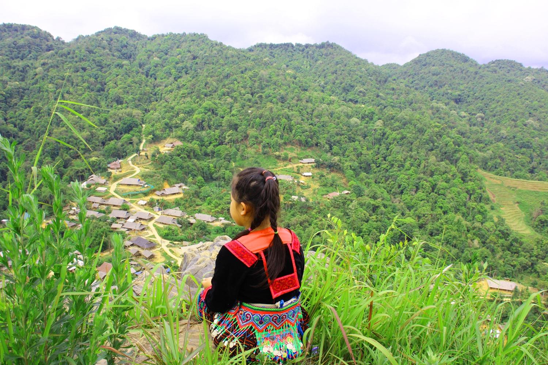 Tô Y Phìn được thiên nhiên ban tặng cho cảnh sắc thiên nhiên tươi đẹp, khí hậu mát mẻ quanh năm. Ảnh:laichau.tourism.vn