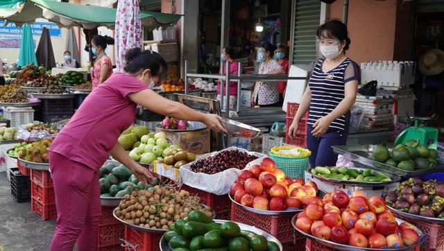 UBND TP. Hồ Chí Minh cho phép chợ truyền thống hoạt động trở lại trong điều kiện đảm bảo an toàn phòng, chống dịch Covid-19