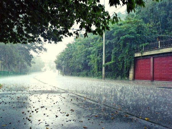 Dự báo, ngày hôm nay 21/7, bão số 3 gây mưa to cục bộ ở Bắc Bộ và Trung Bộ (Ảnh minh họa)