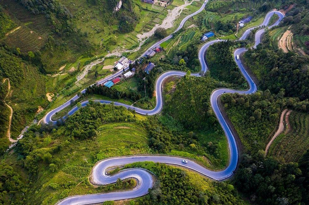 Đèo Mã Pí Lèng là một trong tứ đại đỉnh đèo của Việt Nam