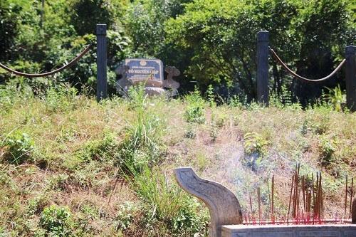 Khu mộ Đại tướng