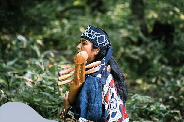 Người Anu là một dân tộc thiểu số của đất nước Nhật Bản