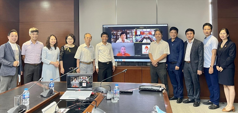 Hiệp hội Khởi nghiệp Quốc gia chính thức công bố quyết định thành lập tại Hà Nội ngày 8/7