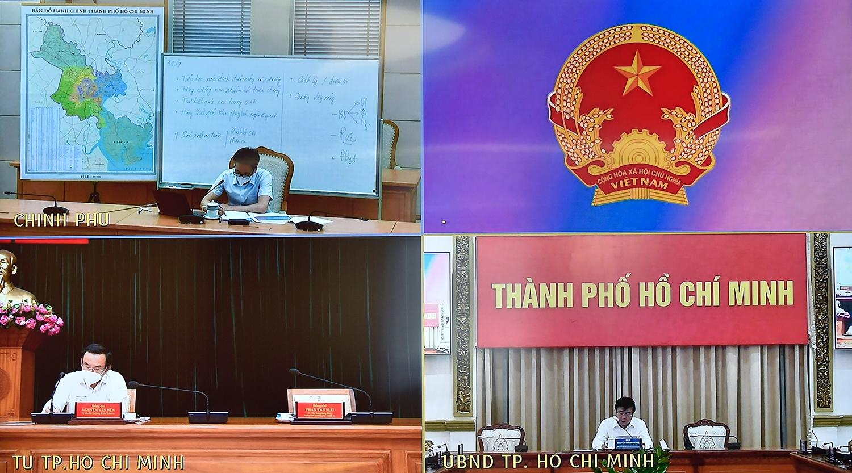 Lãnh đạo TP. Hồ Chí Minh cho biết vẫn bảo đảm đời sống, sinh hoạt hàng ngày cho người dân, đặc biệt là người nghèo