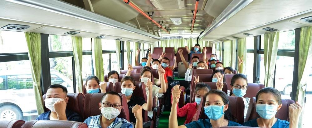 Quyết tâm cùng thành phố Hồ Chí Minh chống dịch
