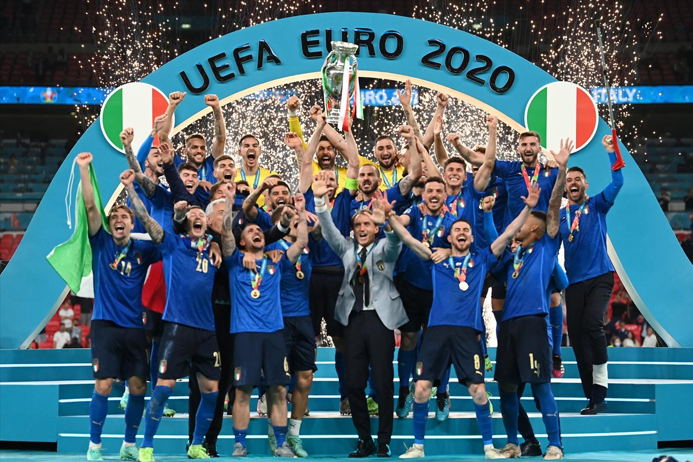 EURO 2020 khép lại thành công như minh chứng của châu Âu trong nỗ lực vượt qua ảnh hưởng của đại dịch. (Ảnh: EUFA)