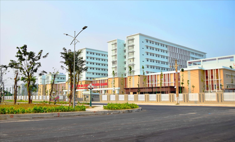 Bệnh viện Đa khoa tỉnh Kiên Giang