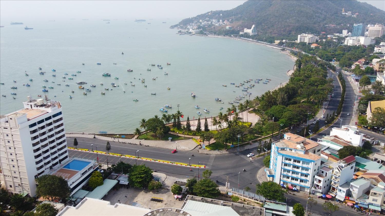 Từ 0 giờ ngày 14/7/2021, thành phố Vũng Tàu thực hiện giãn cách xã hội theo Chỉ thị 16
