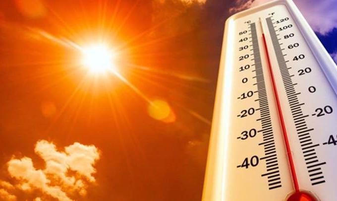 Dự báo thời tiết ngày 13/7 khu vực Bắc Bộ có nắng nóng
