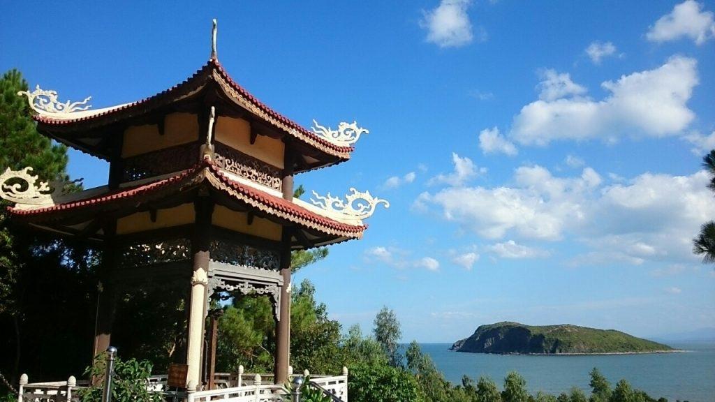 Vũng Chùa- Đảo Yến đón Anh Văn về ôm ấp, ru ngủ ngàn năm