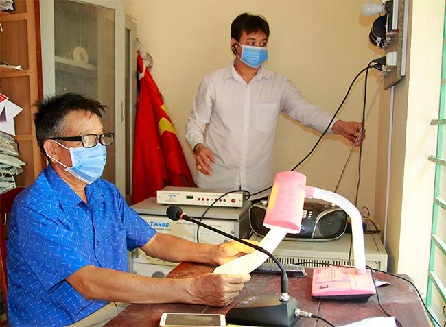 Hệ thống các đài truyền thanh cơ sở huyện Thanh Sơn đang phát huy tốt vai trò thông tin tuyên truyền, góp phần cùng các cấp, ngành từng bước kiểm soát, ngăn chặn và đẩy lùi đại dịch Covid-19