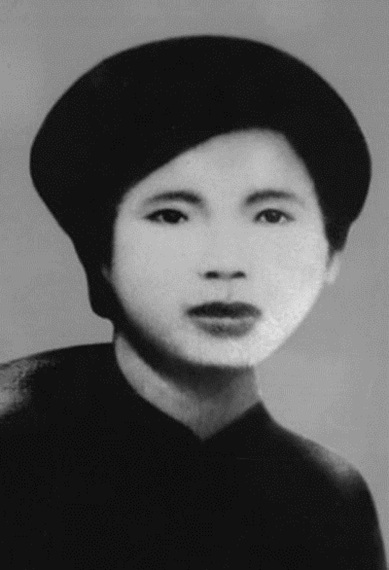 Liệt sĩ Trần Thị Bắc