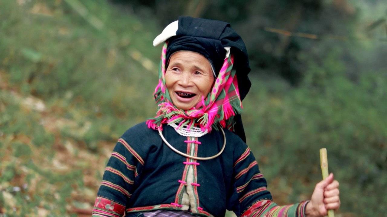 Người Lô Lô Đen ở Cao Bằng
