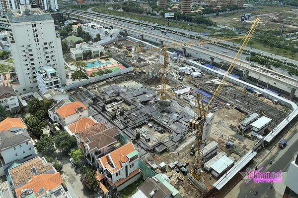 Một dự án căn hộ cao cấp tại TP.Thủ Đức vừa mở bán với mức giá 100 triệu đồng/m2