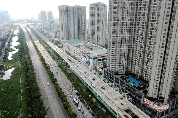 Bất chấp dịch Covid-19, giá bán căn hộ chung cư tại khu Đông TP.HCM vẫn tăng