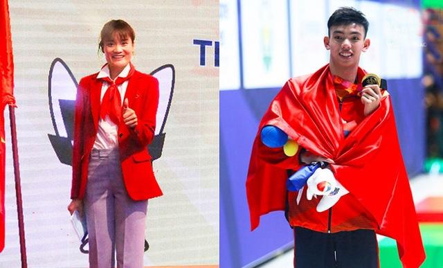 Ai sẽ cầm cờ cho Đoàn thể thao Việt Nam tại lễ khai mạc Olympic Tokyo? 1