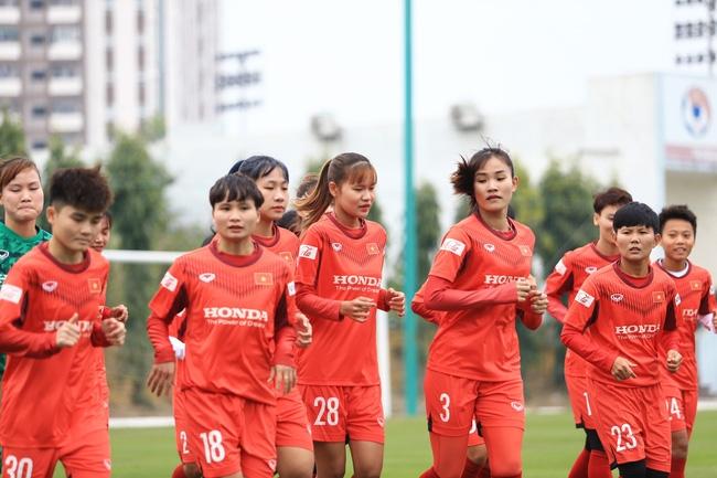 ĐT nữ Quốc gia công bố danh sách chuẩn bị tham dự vòng loại Asian Cup 2022